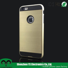 cheap metal feel designer cell phone cases wholesale for iphone 6 case