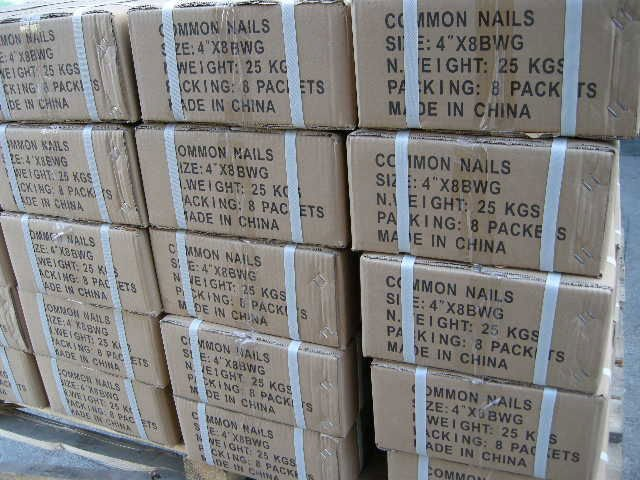 """1/2""""-13"""" High Quality Common Wire Nails/ Stainless Steel Nail"""
