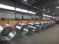 Zinc-coated(Galvanized)Steel Core Wire for Alminum Conductors,Steel Reinforced (ACSR)