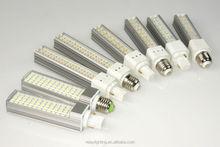 2015 hot sale led PLC lamp bulb light with G23 G24