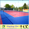Outdoor Sports Floor For Basketball badminton/Fustal And Volleyball Court