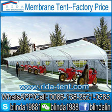 Big inflatable tent,membrane structure,high tensile tent membrane or tent