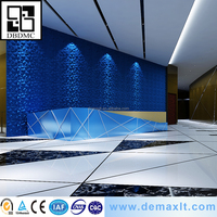 easy clean pvc chinese covering stop burning decor wall paper 3D