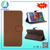 Innovative custom flip cover leather wallet case for samsung galaxy s 4g