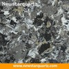 NQ6005W--Newstar Armitage grey engineered stone quartz slabs
