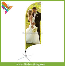 Custom made Wedding Decorations Flag gift