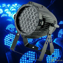 36x3w RGB 3in1 led par can Tricolor stage Ip65 Outdoor Show Project Use Par light