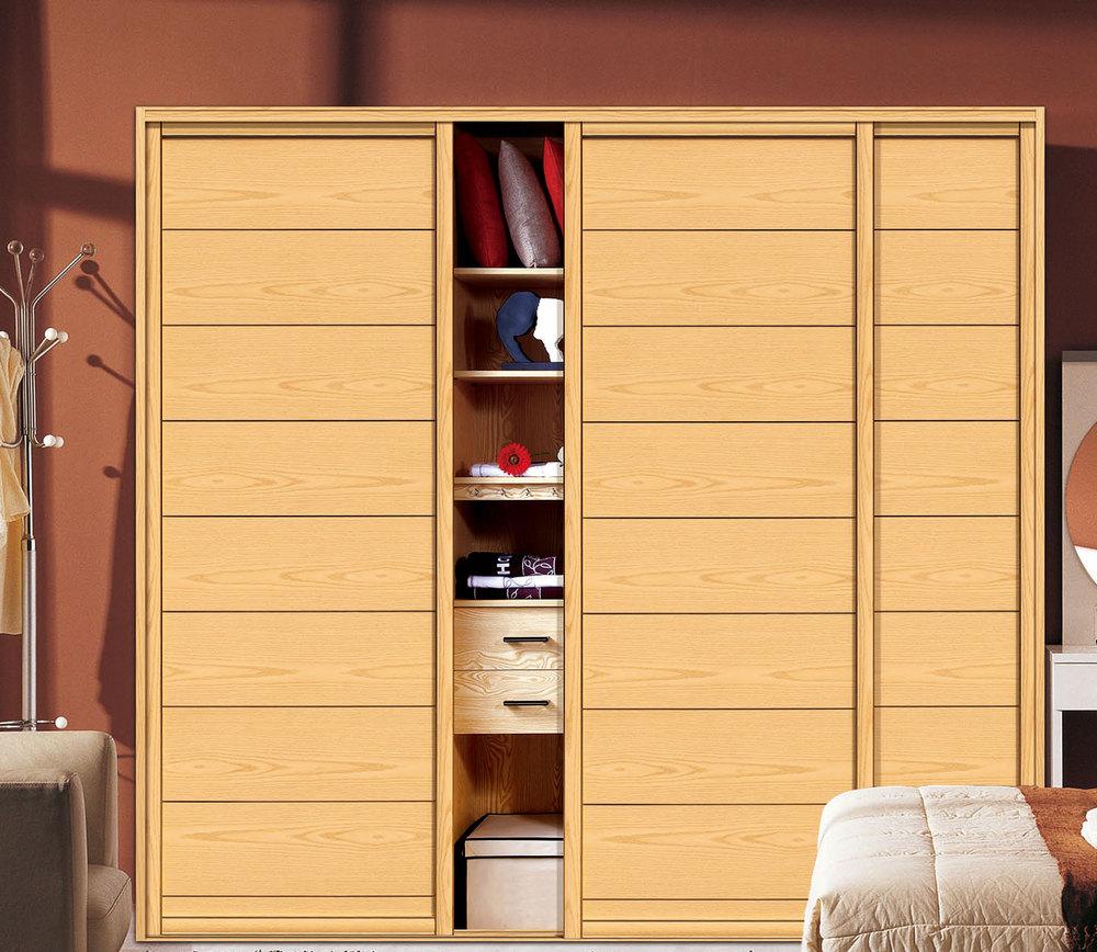 4 Doors Wardrobes 2015 New Design Wardrobe Sliding Door Designs
