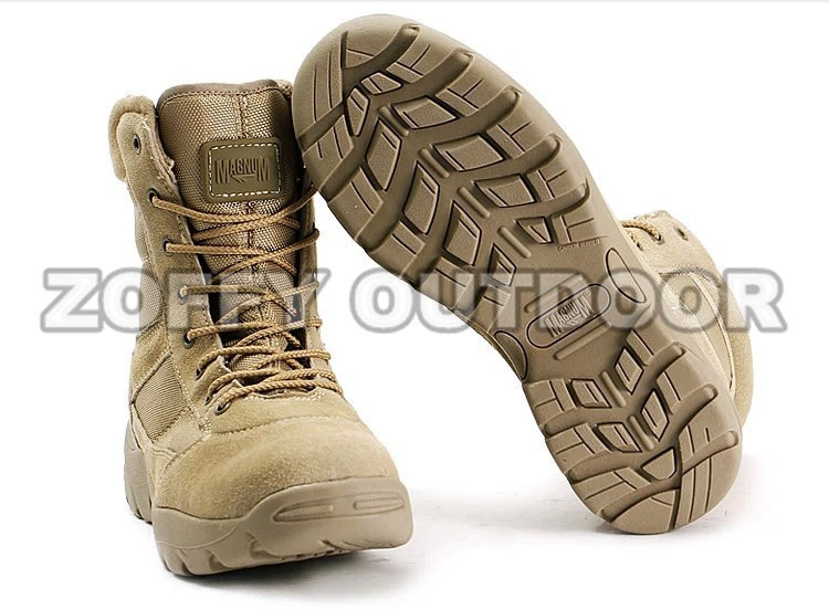 Military Boots Men Boots 01 Magnum Military