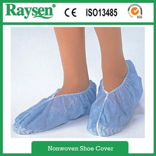 Disposable ANTI SKID shoe cover from China