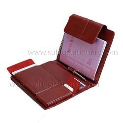 Fashion leatherette PU portfolio/briefcase