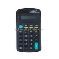 8 digits solar function calculator