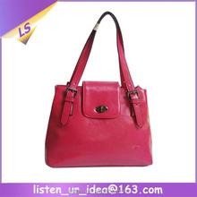 alibaba online shopping vintage soft leather bag for women