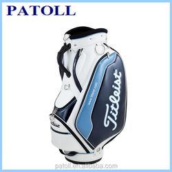 Custom small waterproof polyester hot z golf bags
