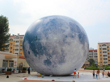 Display 15M advertising inflatable model/inflatablr moon /giant inflatable ball