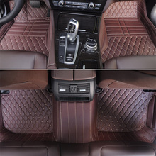 High quality of carpet floor mat special car mats for Ford Mondeo