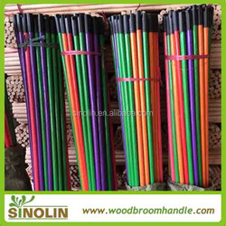 Factory Direct Wholesale Home Cleaning Use Broom Handle pvc covering