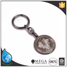 Factory customized novelty items promotional keychain