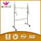Venda quente quadro magnético metal cavaletes com suporte BW-E3