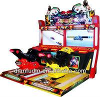 motorcycle driving simulator arcade game machine