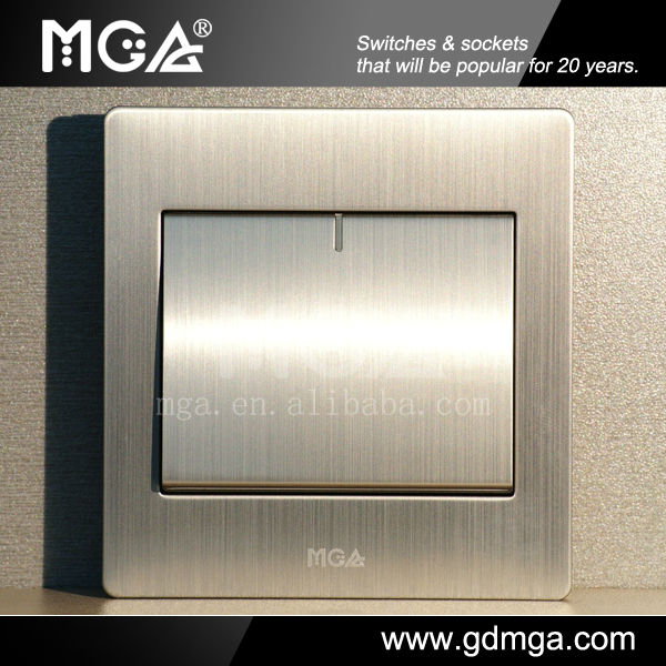 10a Intermediate Lighting Switch / Types Of Electrical Wall Switches ...