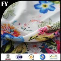 Custom high quality digital printed taffeta fabric properties