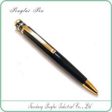 2015 metal pen clips for free logo,High quality metal twist ball pen