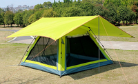 multifunction rain and sun proof camping Tents