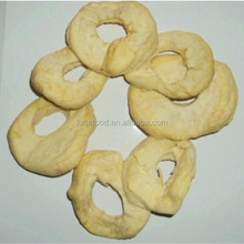 10*10*10mm air dried Qinguan apple rings