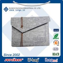 Customized felt case for laptop
