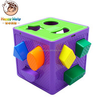 Plastic Educational Geometric Geometry Graph Manipulative Toys for Kids Baby Child
