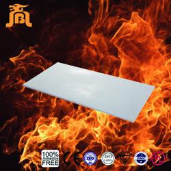 AS/NZ certificate fiber cement fire rated board