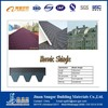 Manufacturer of Laminated Asphalt Shingle with Various Color