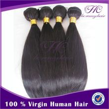 5a Perfect Virgin Remy remy human weave hair 100% good quality de costura remy hair
