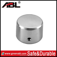 China construction material supplier 316 stainless steel pipe end cap