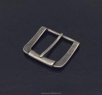 Jenly 40MM single pin belt buckle ZINC ALLOY metal belt buckle JT-1848-40