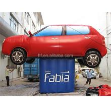 Customize your idea inflatable car