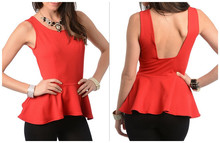 Shandao 2015 images of ladies tops latest design casual top