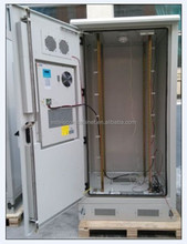 """ET8080155 Outdoor Telecom Enclosure With 19"""" standard rack For Wireless Communication Base Station"""