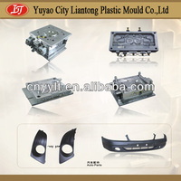 718 P20 S1136 steel durable plastic injection mould in ningbo