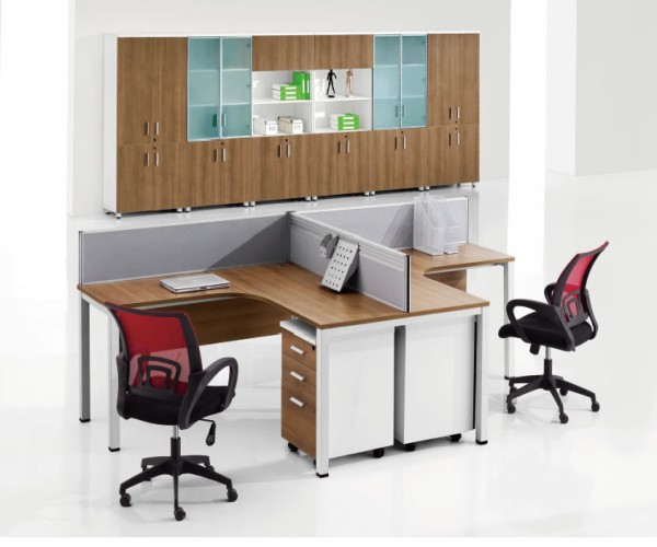 wood office table design call center workstation buy
