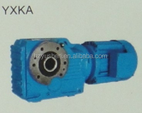 Drive solutions K series reduction gear motor gear reducer for cement industry manufacturer