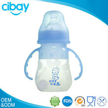 Inflatable nature pure baby bottlw bear