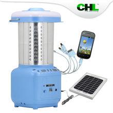 Solar energy CHL sun king pro digital solar lantern with night lamp
