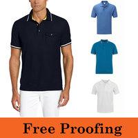 wholesale high quality men custom polo shirt