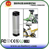 Super high quality battery cell 36v 12ah electric bike battery