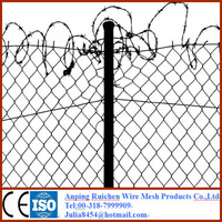 2014 hot sale Barbed wire length per roll /barbed wire fence/barbed wire price alibaba express