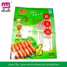 Popular new style vacuumized bag for food packaging