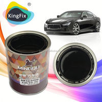 solid colors acrylic polyurethane brands car paint with very accurate color matching