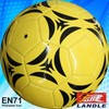 We manufacture 32 panel advertising soccer ball